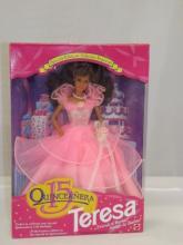 Quinceanera Teresa Doll