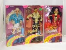 Western Stampin Barbie, Ken & Tara Lynn Dolls