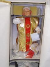 Elke Hutchens - Pope John Paul II Doll