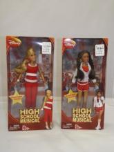 High School Musical - Sharpay & Gabriella Dolls