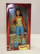 High School Musical - Gabriella Doll