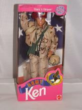 Army Ken Doll