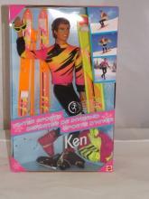 Winter Sports Ken Doll