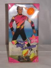 Hot Skatin Ken Doll
