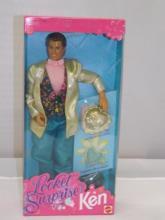 Locket Surprise Ken Doll