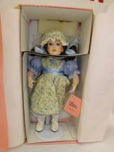 Treasury Collection Porcelain Doll