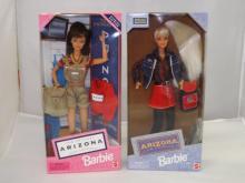 Lot of 2 Arizona Jeans Barbie Dolls