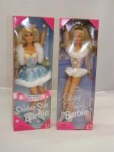 Skating Star & Skating Dream Barbies