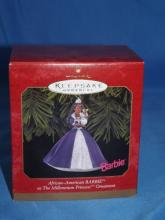 Hallmark African American Millenium Princess Orn