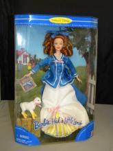 Barbie Had a Little Lamb Doll - In Box
