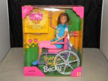 Share a Smile Becky Doll - In Box