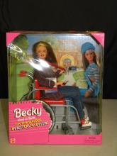 I'm the School Photographer Becky Doll - In Box