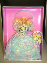 Spring Bouquet Barbie Doll - In Box