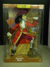 Disney's Peter Pan : Captain Hook Figure - In Box