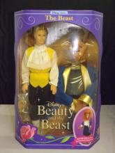 Beauty and the Beast - The Beast Doll - In Box