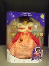 Beauty and the Beast - Winter Belle Doll - In Box