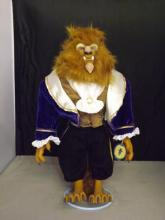 Beauty and the Beast - The Beast Doll w/ stand
