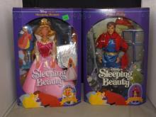 Sleeping Beauty - Prince Phillip & Beauty - In Box