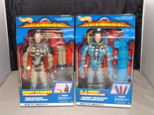 Lot of 2 Action Figures from Armageddon