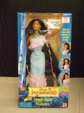 Pocahontas Shining Braids Doll - In Box