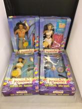 Full Pocahontas Doll Set - In Box