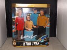 Barbie & Ken Star Trek Dolls - In Box
