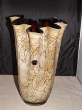 Jozefina Art Glass Vase