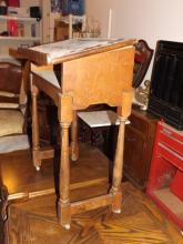 Small Solid Wood Child's Desk