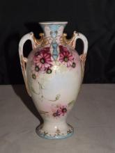 Highly Decorated Porcelain Vase