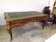 Antique French Louis XVI Rosewood Desk