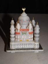 Taj Mahal Carving in Box