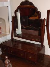 Vanity Dresser Topper w/ Mirror