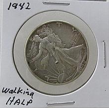 1942 Walking Half