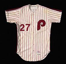 Philadelphia Phillies Memorabilia Live Auction 2015