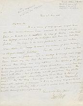 HALL BASIL: (1788-1844) British Naval Officer, Traveller & Author. Hall met and interviewed Napoleon Bonaparte at St. He