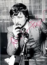 FASSBINDER WERNER: (1945-1982) German Film