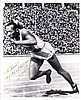 OWENS JESSE: (1913-1980) American Athlete, famous