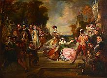 DE CAISNE, Henri (1799-1852)