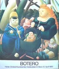 Botero (Colombian, b.1932), RICH CHILDREN 1980