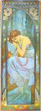 ALFONSE MUCHA 1862-1937 FROM
