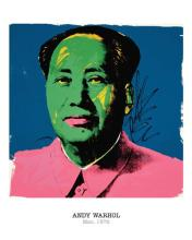 Andy Warhol Mao, 1972 20 x 16