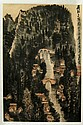 Chinese Scroll Painting signed Li Keran (1907-1989)