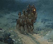 Robert Pummill, Moonlight and Mist