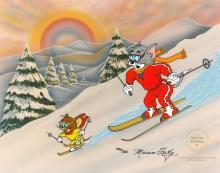 Animation Art: Tom & Jerry