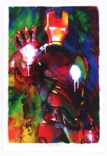 Iron Man, Signed by Jason Oakes
