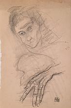 Egon Schiele Austria (1890-1918) ATTR