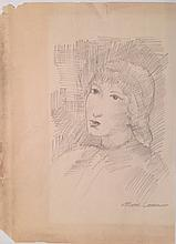 Marie Laurencin French (1883-1956) ATTR