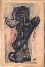 Henry Spencer Moore English (1898-1986) ATTR