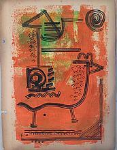 Paul Klee Switzerland (1879-1940) ATTR