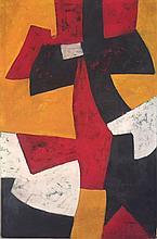 Serge Poliakoff French (1906-1969) ATTR
